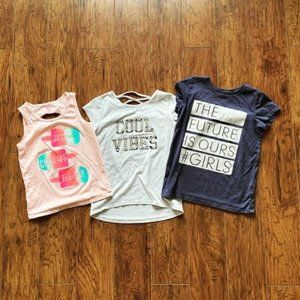 Girl's Children's Place T-Shirts